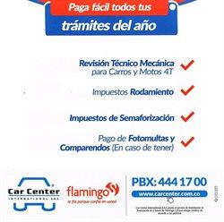Ofertas de Tiendas departamentales en el catálogo de Flamingo en Santo Tomás ( Más de un mes )