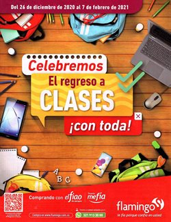 Ofertas de Tiendas departamentales en el catálogo de Flamingo en Medellín ( 13 días más )