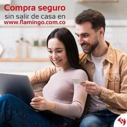 Catálogo Flamingo en Medellín ( 3 días más )