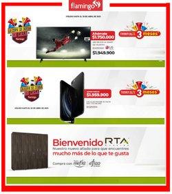 Ofertas de Tiendas departamentales en el catálogo de Flamingo en Floridablanca ( 20 días más )