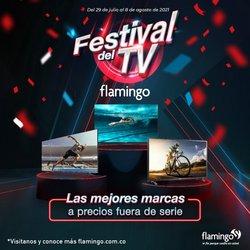 Catálogo Flamingo ( 3 días más)