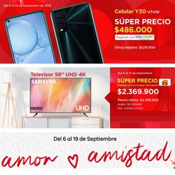 Ofertas de Samsung en el catálogo de Flamingo ( 3 días más)