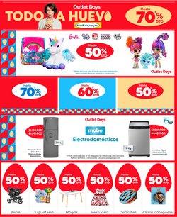 Ofertas de Tiendas departamentales en el catálogo de Pepe Ganga ( Vence hoy)