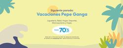 Cupón Pepe Ganga en Los Patios ( 4 días más )