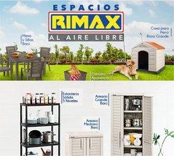 Ofertas de Hogar y muebles en el catálogo de Rimax ( Publicado ayer)