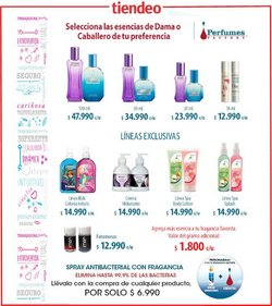 Ofertas de Perfumerías y belleza en el catálogo de Perfumes Factory en Girardota ( 15 días más )