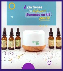 Ofertas de Perfumerías y belleza en el catálogo de Senthia en Cartago ( 16 días más )