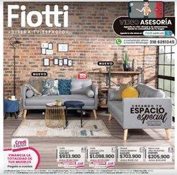 Catálogo Fiotti ( 5 días más )