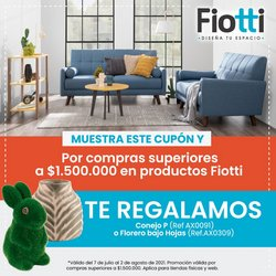 Catálogo Fiotti ( 4 días más)