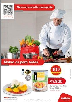 Catálogo Makro en Cartagena ( Caducado )