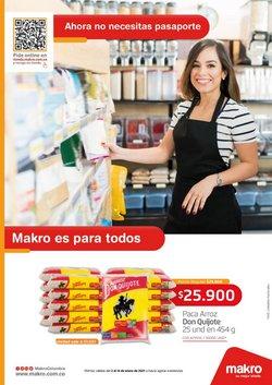 Catálogo Makro en Villavicencio ( Caducado )