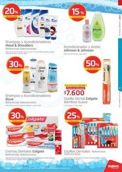 Ofertas de Crema dental en Makro