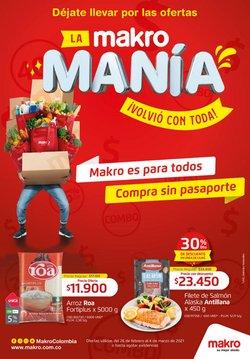 Ofertas de Supermercados en el catálogo de Makro en Madrid ( Caduca hoy )