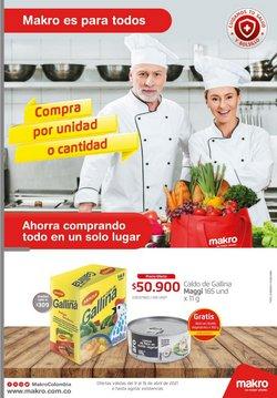 Catálogo Makro ( Publicado hoy )