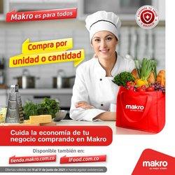 Ofertas de Supermercados en el catálogo de Makro ( Vence mañana)