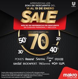 Cupón Makro en Cartagena ( 2 días más )