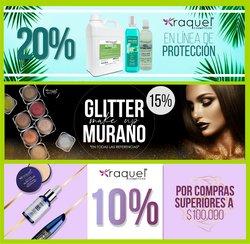 Ofertas de Perfumerías y belleza en el catálogo de Cosméticos Raquel ( Vence hoy)