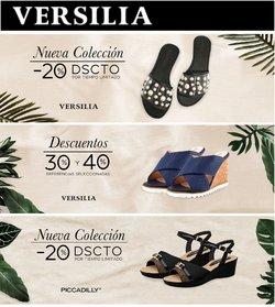 Catálogo Versilia ( Caducado )