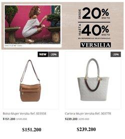 Ofertas de Versilia en el catálogo de Versilia ( 13 días más)