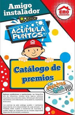 Catálogo Materiales EMO ( Caducado )