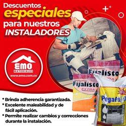 Catálogo Materiales EMO ( 2 días publicado )