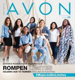 Ofertas de Perfumerías y belleza en el catálogo de Avon en Envigado ( Más de un mes )