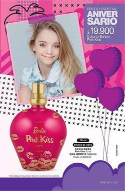 Ofertas de Barbie en el catálogo de Avon ( 19 días más)