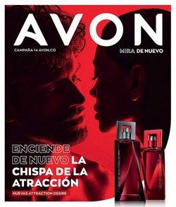 Catálogo Avon ( Vence mañana)