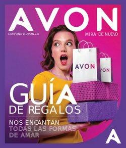 Ofertas de Perfumerías y Belleza en el catálogo de Avon ( Vence hoy)