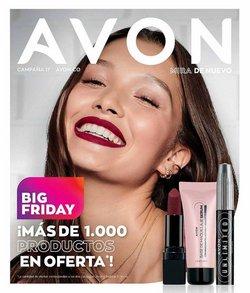 Catálogo Avon ( 18 días más)