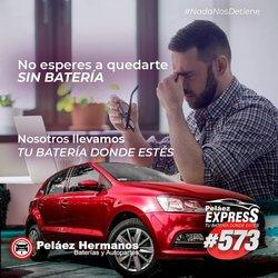 Catálogo Peláez Hermanos ( Caduca hoy )