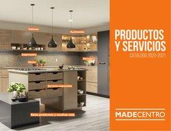 Ofertas de Ferreterías y Construcción en el catálogo de Madecentro en Barrancabermeja ( Más de un mes )