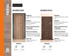 Ofertas de Puertas en Madecentro