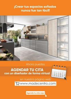 Ofertas de Agenda en Madecentro
