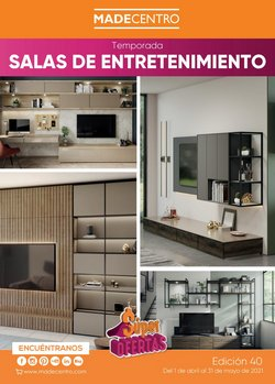 Ofertas de Ferreterías y Construcción en el catálogo de Madecentro en La Estrella ( 2 días publicado )