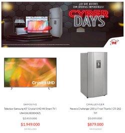 Ofertas de Informática y Electrónica en el catálogo de Mansión Electrodomésticos ( Vence hoy)