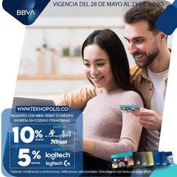 Ofertas de Informática y electrónica en el catálogo de Teknopolis.co ( Vence hoy)