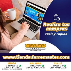Catálogo Ferretería Master ( Caducado )