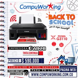 Catálogo Compuworking ( 6 días más )