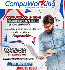 Catálogo Compuworking ( Publicado hoy )