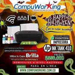 Ofertas de Compuworking en el catálogo de Compuworking ( 14 días más)