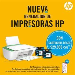 Catálogo HP Store en Soledad ( Caducado )