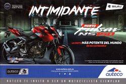 Ofertas de Coche, moto y repuestos en el catálogo de Auteco en Chinchiná ( 6 días más )