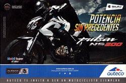 Ofertas de Coche, moto y repuestos en el catálogo de Auteco en Chinchiná ( Más de un mes )