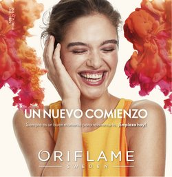 Catálogo Oriflame en Bogotá ( Caducado )