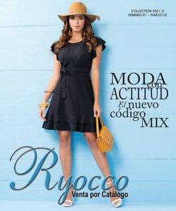 Ofertas de Ropa, zapatos y complementos en el catálogo de Ryocco ( 5 días más )