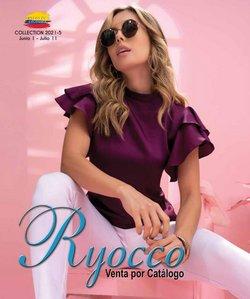 Ofertas de Ryocco en el catálogo de Ryocco ( 18 días más)