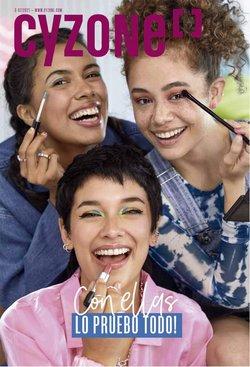 Ofertas de Perfumerías y belleza en el catálogo de Cyzone ( 19 días más )