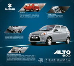 Catálogo Suzuki en Bogotá ( Más de un mes )