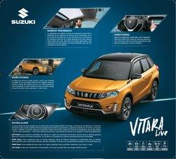 Ofertas de Coche, moto y repuestos en el catálogo de Suzuki en Soledad ( Más de un mes )
